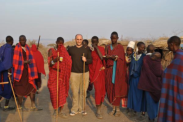 SerengetiTansaniaconMasais