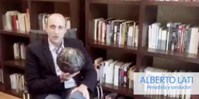 Alberto Lati se une a La Vuelta al Mundo en una Mochila